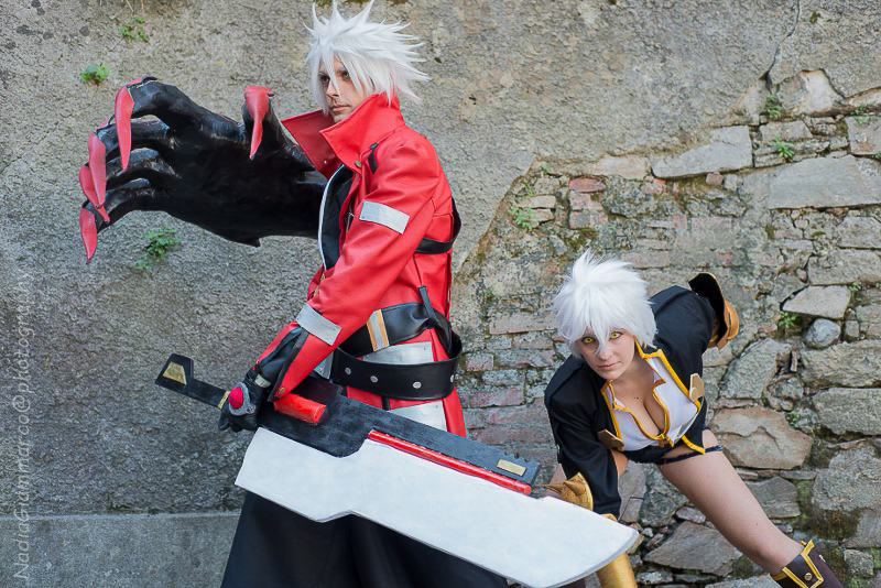 Cosplayer a Lucca