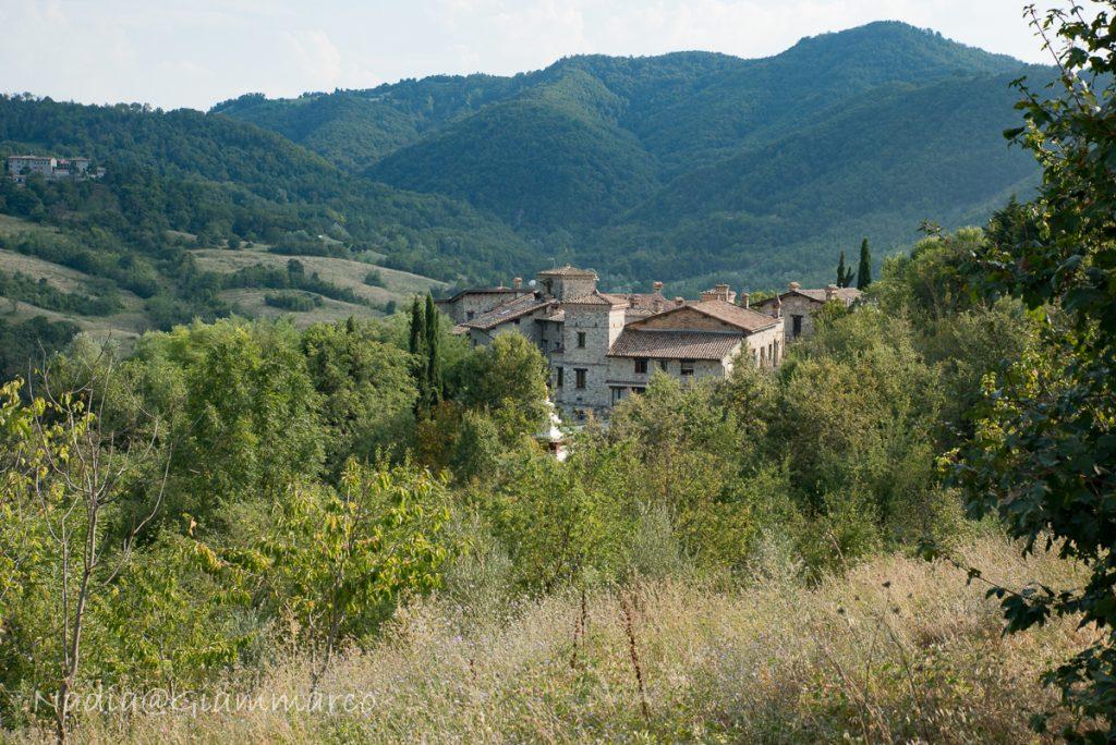 Borgo medievale di Votigno (RE)