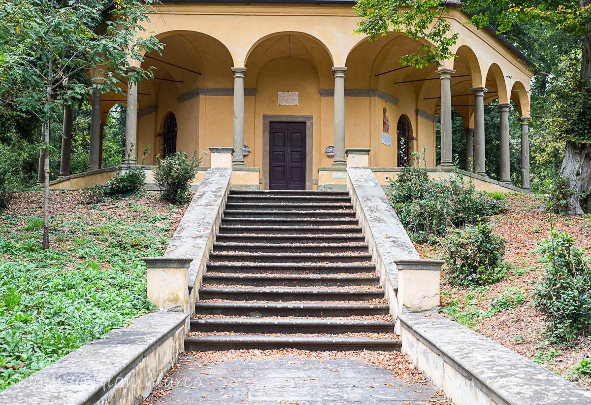 Cappella del Buontalenti - Parco Mediceo di Pratolino