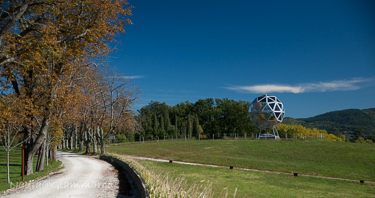 Entrata del parco di Pratolino