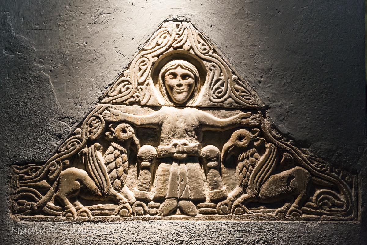 Raffigurazione del Volto Santo
