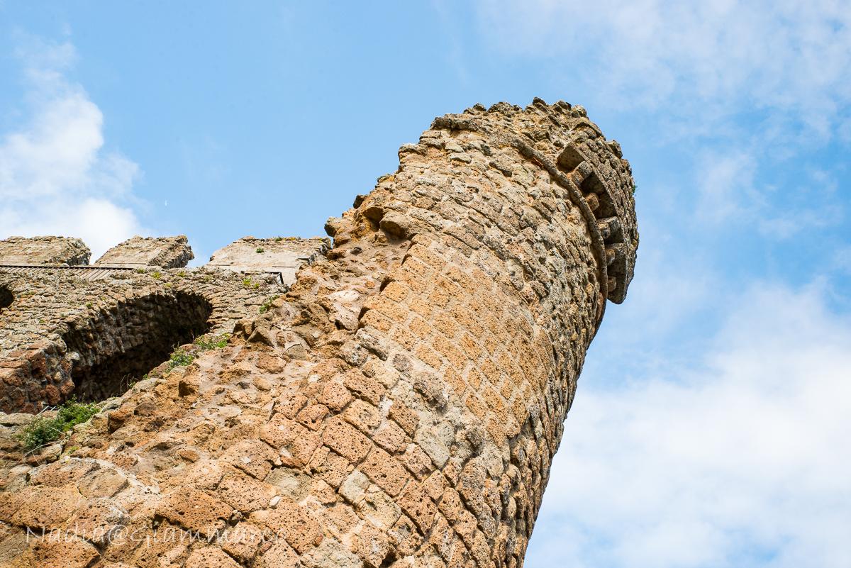 Torre del Castello Altieri - Monterano RM