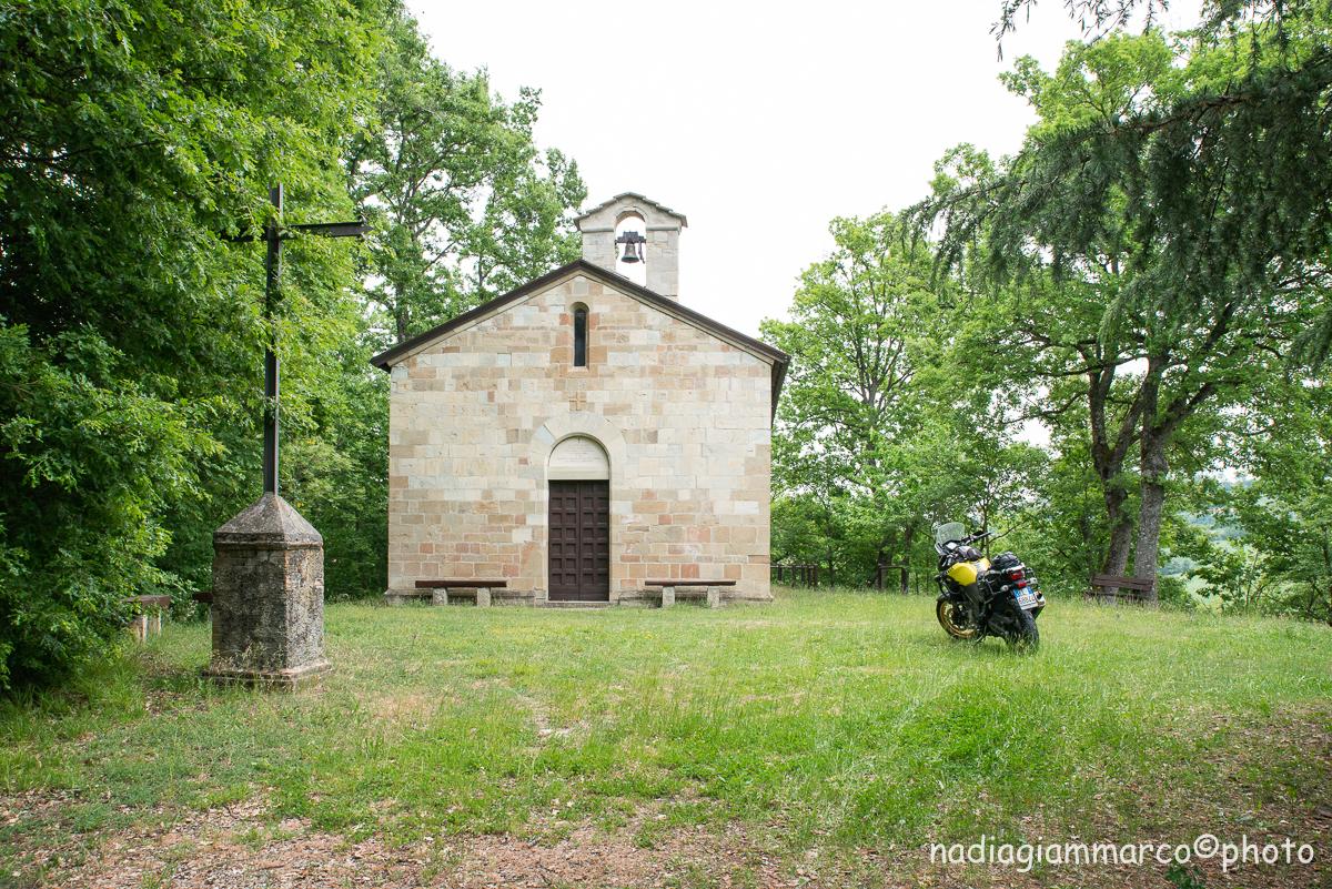 Oratorio di Beleo, luogo di storia e memoria.